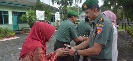 Danrem 071 : Halal Bihalal Pererat Silaturahmi dan Kebersamaan