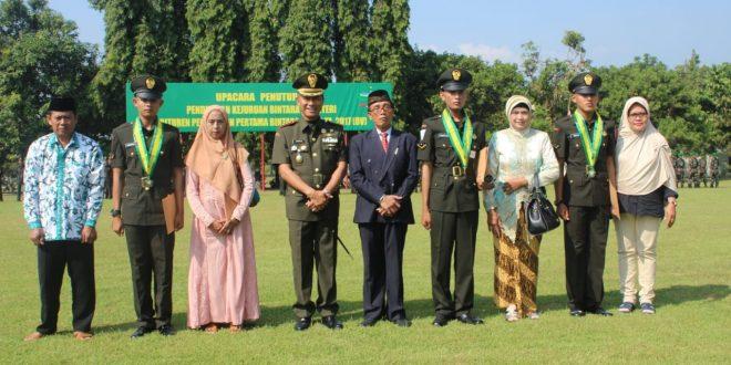 68 Bintara Selesai Ikuti Pendidikan Kejuruan Infanteri