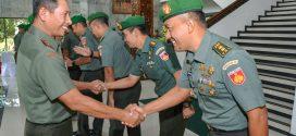 Kodam IV/Diponegoro Gelar Halal Bihalal