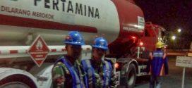 Hindari Kekurangan Pasokan BBM di SPBU, Kodam IV/Diponegoro Perbantukan Pengemudi Tangki
