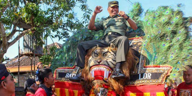 Aster Kasad Tutup Karya Bhakti Peduli Lingkungan Tahun 2018