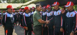 Kontingen Porad Kodam IV/Diponegoro Siap Menjadi Yang Terhebat