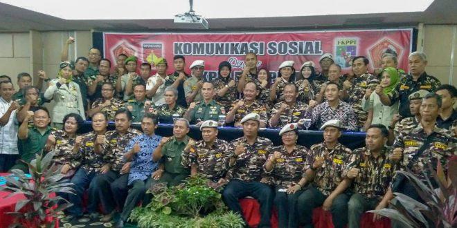 Dandim Semarang Ajak FKPPI dan PPM Ciptakan Kondusifitas Wilayah