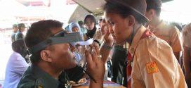 Kodam IV/Diponegoro Gelar Pengobatan Gratis di Klenteng Agung Sam Poo Kong