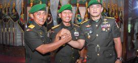Brigjen TNI Maruli Simanjuntak, M.Sc. Resmi Menjabat Kasdam IV/Diponegoro